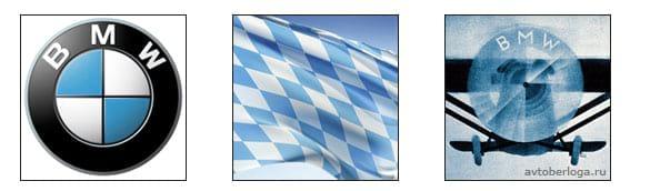 Расшифровка логотипа BMW