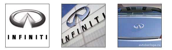 Расшифровка логотипа Infiniti