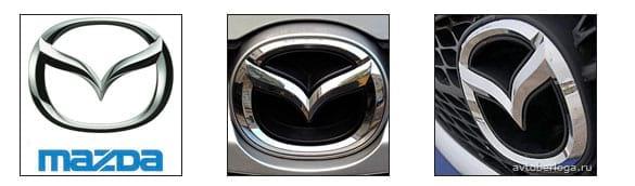 Расшифровка логотипа Mazda