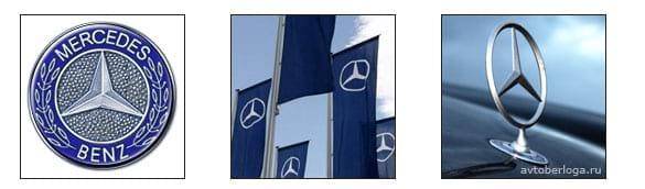 Расшифровка логотипа Mercedes-Benz