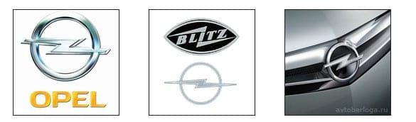 Расшифровка логотипа Opel